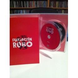 2CD + 1DVD Fundación Robo