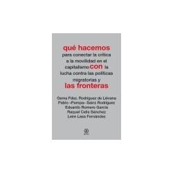 Libro: Qué hacemos con las fronteras