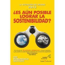 Libro: La situación del mundo 2013 ¿es aún posible lograr la sostenibilidad?