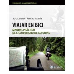 Libro: Viajar en bici. Manual Práctico de cicloturismo de alforj