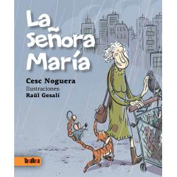 Libro: La señora María