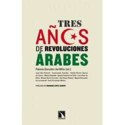 Libro: Tres años de revoluciones árabes