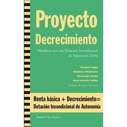 Libro: Proyecto Decrecimiento