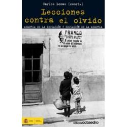 Libro: Lecciones contra el olvido