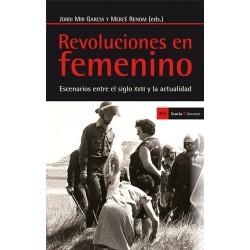 Libro: Revoluciones en femenino