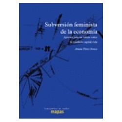 Libro: Subversión feminista de la economía