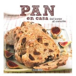 Libro: Pan en casa
