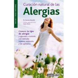 Libro: Curación natural de las alergias