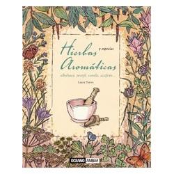 Libro: Hierbas aromáticas y especias