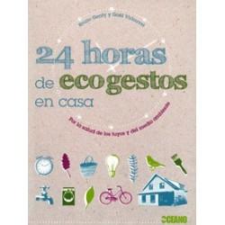 Libro: 24 horas de ecogestos en casa