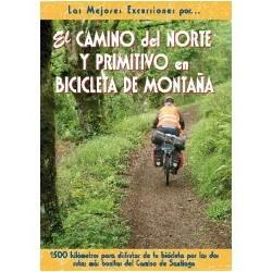 Libro: El camino del norte y primitivo en bicicleta
