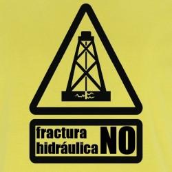 Camisetas fractura hidráulica