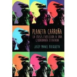 Libro: Planeta carroña