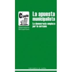 Libro: La apuesta municipalista