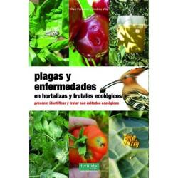 Libro: Plagas y enfermedades de hortalizas y frutales ecológicos