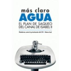 Libro: Más claro agua