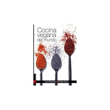 Libro: Cocina vegana del mundo