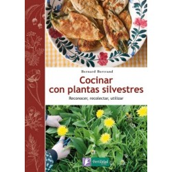Libro: Cocinar con plantas silvestres