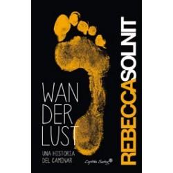 Libro: Wanderlust. Una historia del caminar