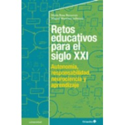 Libro: Retos educativos para el siglo XXI