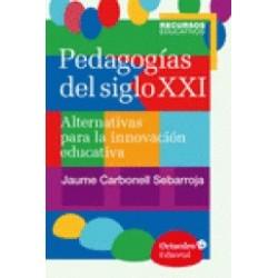 Libro: Pedagogías del siglo XXI