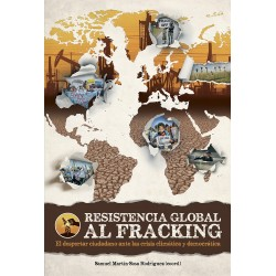 Libro: Resistencia global al fracking