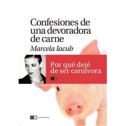 Libro: Confesiones de una devoradora de carne