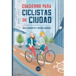 Libro: Cuaderno para cilcistas de ciudad
