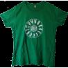 Camiseta verde chica Bailar