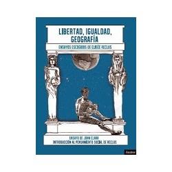 Libro: Libertad, igualdad, geografía