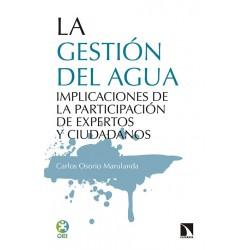 Libro: La gestión del agua