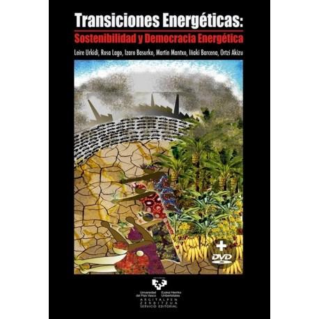 Libro: Transiciones energéticas. Sostenibilidad y democracia energérica