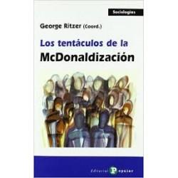 Libro: Los tentáculos de la McDonaldización