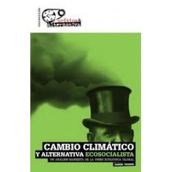 Libro: Cambio climático y alternativa ecosocialista