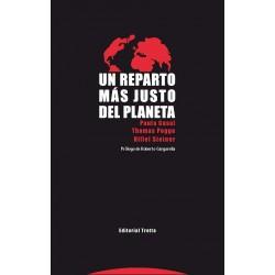 Libro: Un reparto más justo del planeta