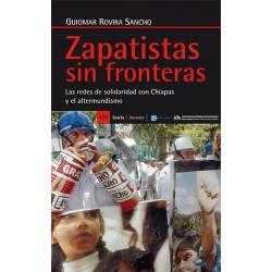Libro: Zapatistas sin frontera