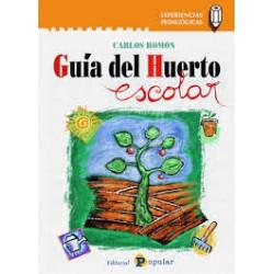 Libro: Guía del huerto escolar