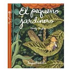 Libro: El pequeño jardinero