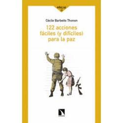 Libro: 122 acciones fáciles ( y difíciles) para la paz