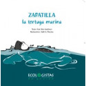 Libro: Cuento Zapatilla la tortuga marina