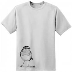 Camiseta Petirrojo