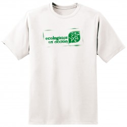 Camiseta Grafti Ecologistas