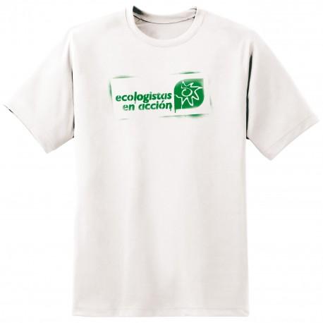 Camiseta Grafti Ecologistas