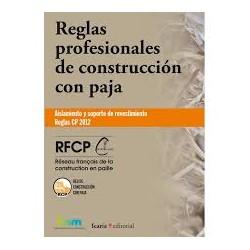 Libro: Reglas profesionales de construcción con paja