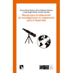 Libro: Manual para la elaboración de investigaciones en cooperación para el desarrollo