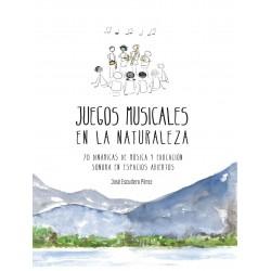 Libro: Juegos musicales en la naturaleza