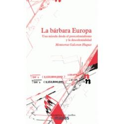 Libro: La bárbara Europa