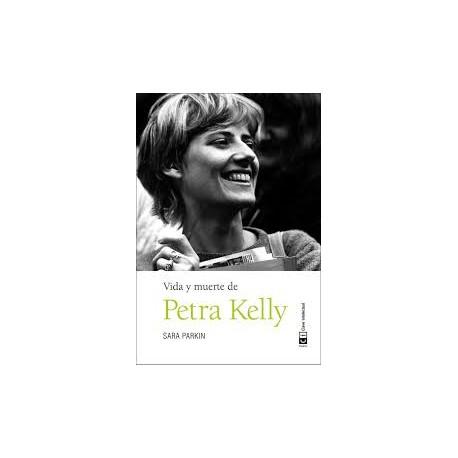 Libro: Vida y muerte de Petra Kelly