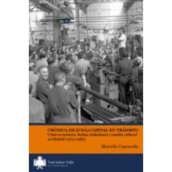 Libro: Crónica de (una) capital en tránsito