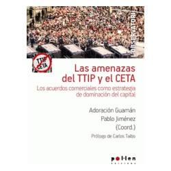 Libro: Las amenazas del TTIP y el CETA
